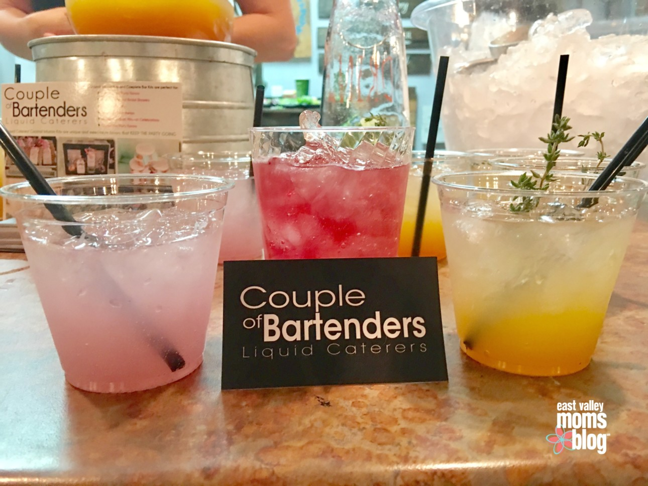 East Valley Moms Blog Mom's Night Out Recap | Couple of Bartenders