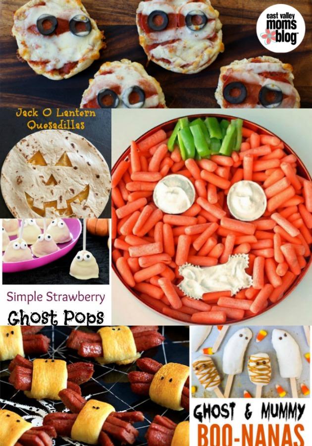 Non Candy Halloween Snacks