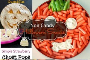 Non Candy Halloween Snacks