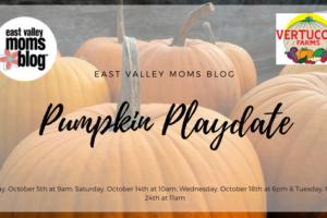 Pumpkin Playdates at Vertuccio Farms | East Valley Moms Blog