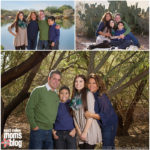 What to Wear for Fall Family Photos (In AZ)