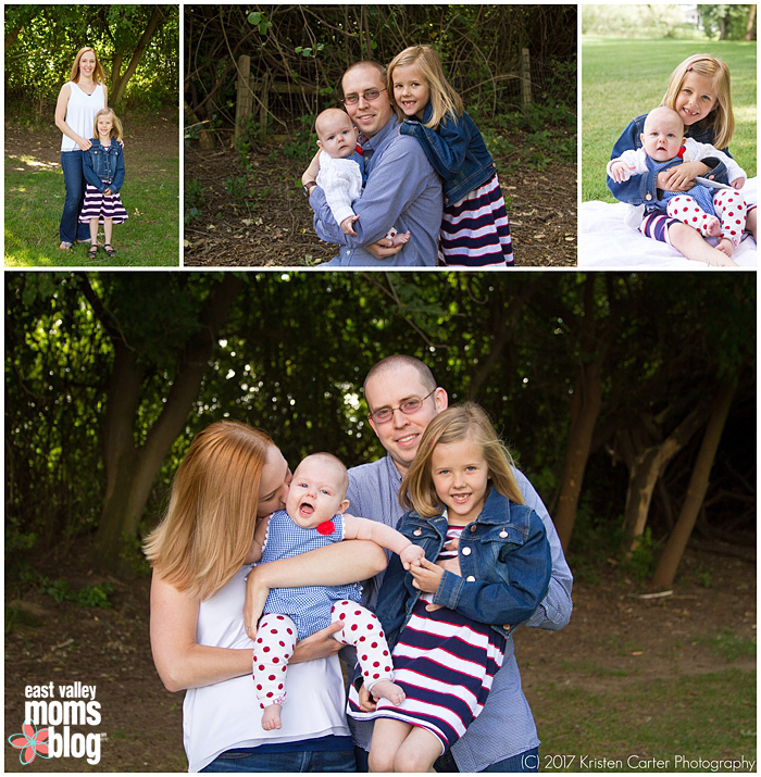 What to Wear for Fall Family Photos in AZ | East Valley Moms Blog