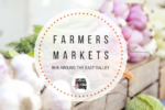 East Valley farmer's market guide