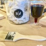 Board & Brush Mom's Night Out RECAP!
