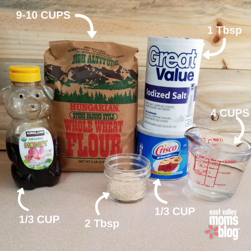 Simple and Delicious Whole Wheat Bread Recipe | East Valley Moms Blog