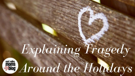Explaining Tragedy Around the Holidays