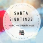 Santa Sightings in and around the East Valley