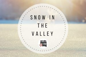 Snow Day in the Valley | East Valley Moms Blog