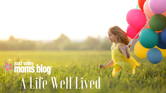 Do you live your life with intention? | East Valley Moms Blog