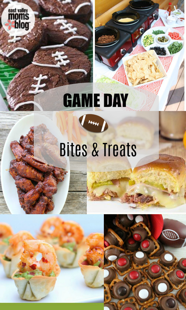 Game Day Bites and Treats