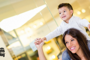 Sometimes I'm THAT mom in public | East Valley Moms Blog