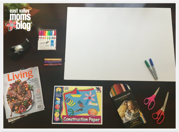 Goal Setting with Kids: Creating a Family Vision Board