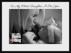 A letter to my oldest daughter
