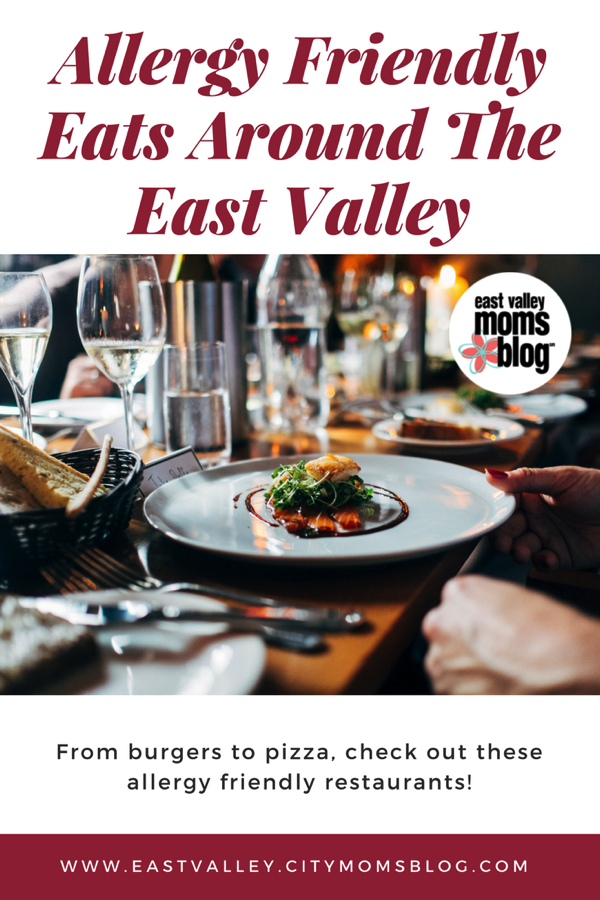 Allergy Friendly Eats Around the East Valley | East Valley Moms Blog