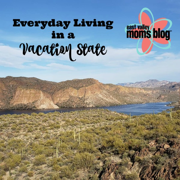 How to live every day life in a vacation state!