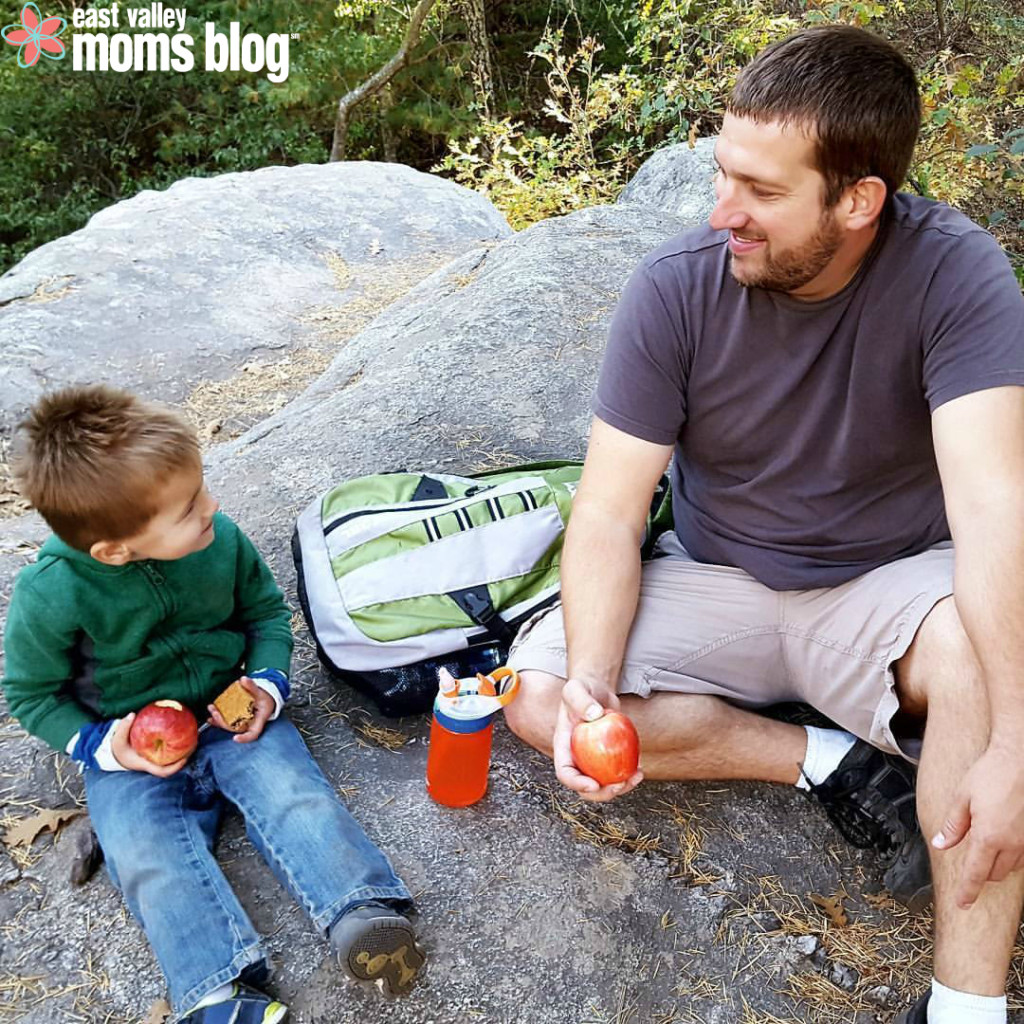 How Fatherhood Changed My Husband