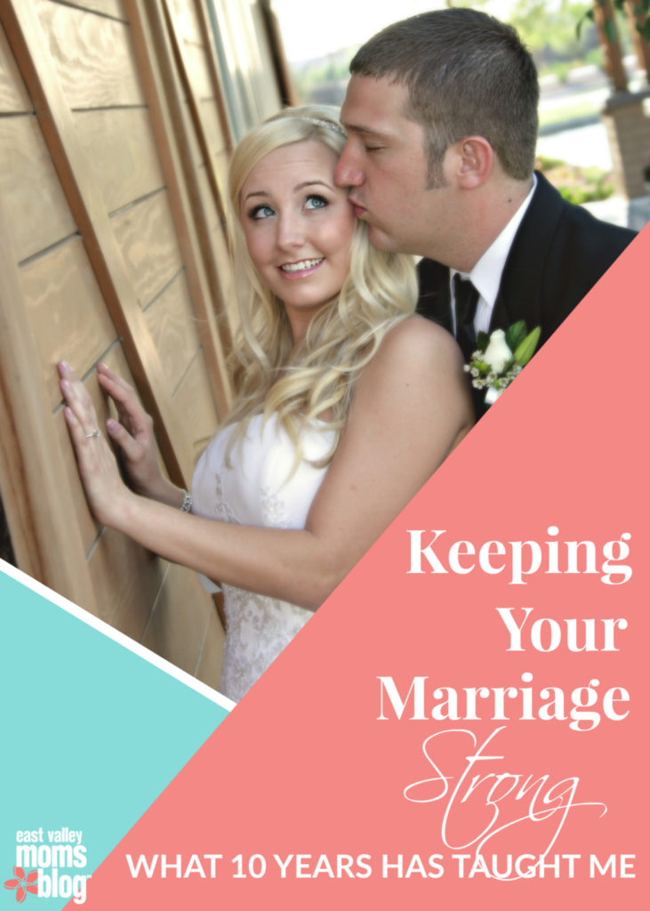 The little things I've learned over 10 years to keep my marriage strong and happy.