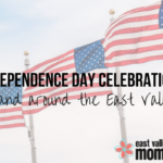 Independence Day Celebrations in and around the East Valley