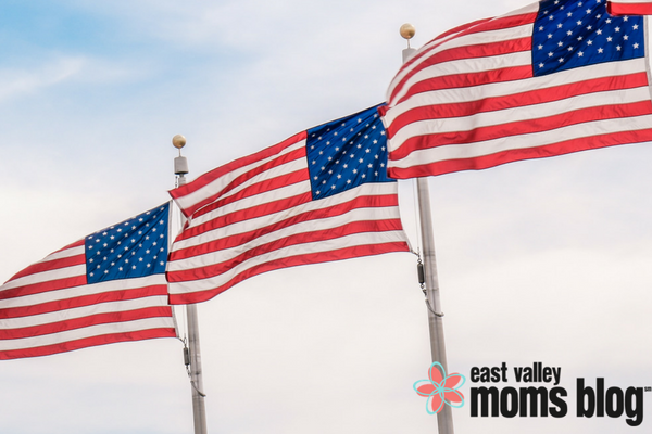 Plan your Independence day with this list of 4th of July Celebrations in and Around the East Valley | East Valley Moms Blog
