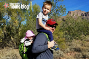 How fatherhood changed my husband | East Valley Moms Blog
