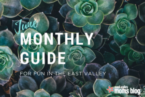Monthly Guide for fun in the East Valley | June | East Valley Moms Blog