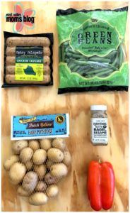 Easy weeknight meals for the busy back to school time featuring some Trader Joe's favorites!