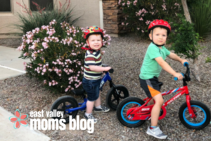 Balance Bikes Are Awesome | East Valley Moms Blog