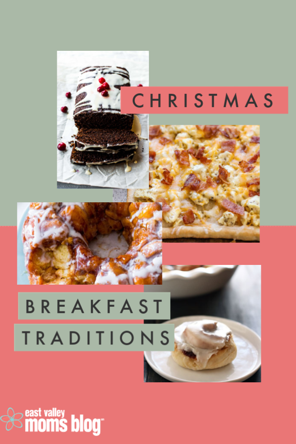 Tasty Traditions for Christmas Morning Breakfast - Christmas morning is all about memories, family, traditions - and of course the food! Here's our favorite breakfast traditions for Christmas morning.