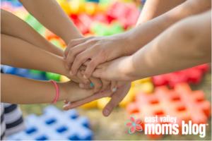 Parent and Child Volunteer Opportunities | East Valley Moms Blog