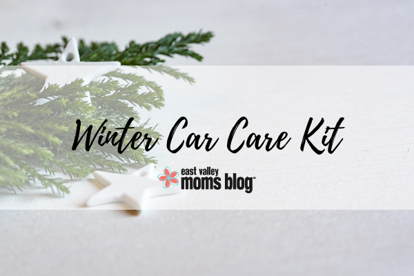 Winter Car Care Kit Holiday Guide 2018 | East Valley Moms Blog