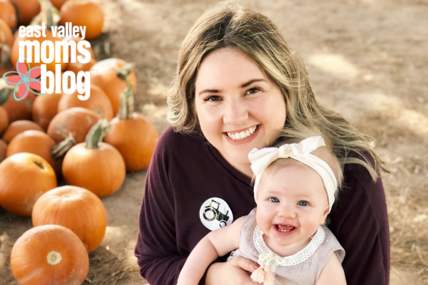 A letter to my daughter on her first birthday | East Valley Moms Blog