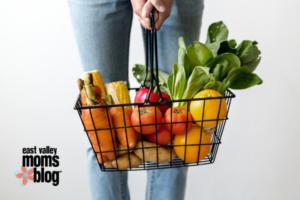 Easy Plant Based Meals | East Valley Moms Blog
