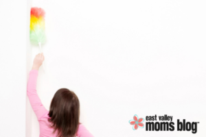 Age Appropriate Chores for your Kindergartner | East Valley Moms Blog - Britney