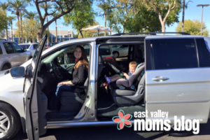 I Love My Minivan | East Valley Moms Blog - Abby