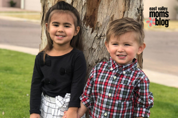 Looking Back on Two Kids Under Two   East Valley Moms Blog