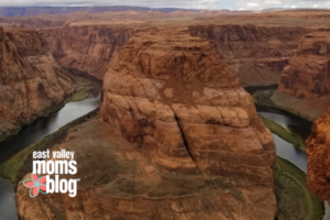 Tips for visiting Page, AZ Antelope Canyon, Horseshoe Bend and other gorgeous sites in and around Page, Arizona - with toddlers and kids in tow!