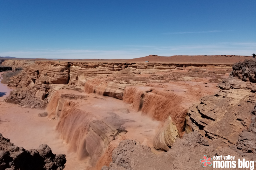 "Everything you need to know for a successful trip to Grand Falls, Arizona. This breathtaking ""Chocolate Waterfall"" is one of Arizona's best kept secrets!"