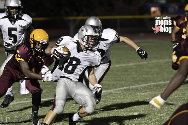 Football Matters | Benefits of Kids That Play Football