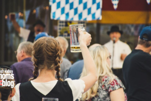 How to Throw an Oktoberfest Themed Birthday Party | East Valley Moms Blog