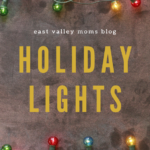 Holiday Lights in the East Valley