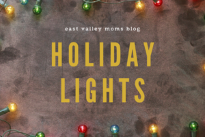 2019 Holiday Lights in the East Valley