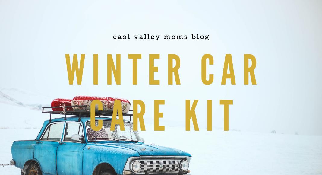Winter Car Care Kit