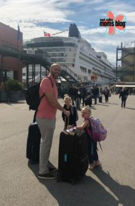 Traveling abroad with kids